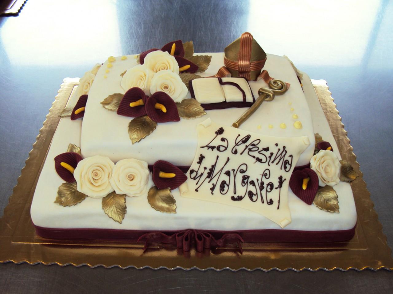 abbastanza Torte Per Anniversari e Cerimonie | Pasticceria Mancusi KE85