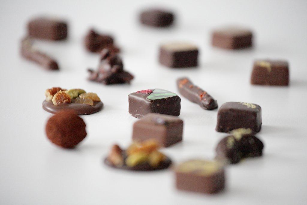 Snack e Cioccolata in Tazza